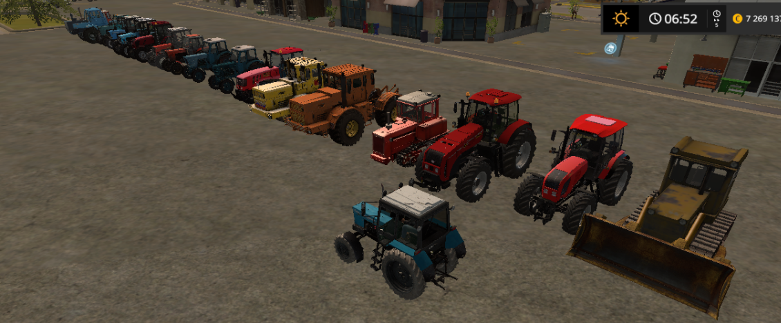 how to sell tractors on farming simulator 2017