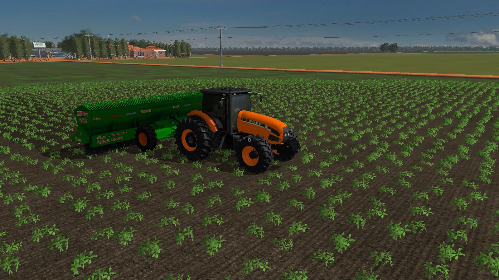STARA ST MAX 180 V1 0 FS17 - Farming Simulator 17 mod / FS