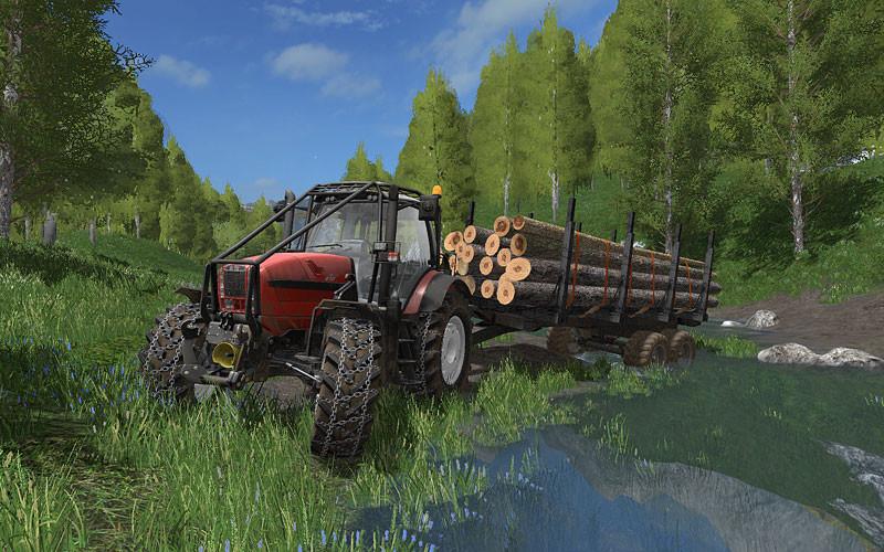 Same Fortis Forestry Edition V 1 0 0 0 FS17 - Farming