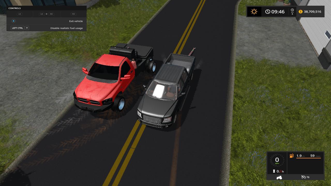 2008 Dodge 3500 Welding Rig V1 0 Fs17 Farming Simulator