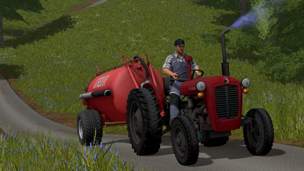 IMT 533 V1 0 FS17 - Farming Simulator 17 mod / FS 2017 mod