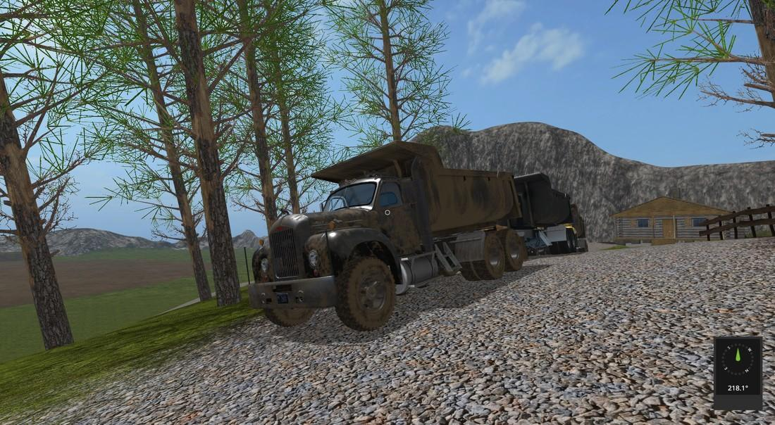 Equipment together with Dump Truck likewise Steel Ag End Dump Trailer in addition 2015 Truckweld Classic Double Wall Twd 1x2 Pup Trailer furthermore Mack Dump Truck V1 0 Fs17. on dump truck pup trailers
