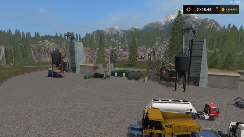 Mining & Construction Economy V 0 5 FS17 - Farming Simulator