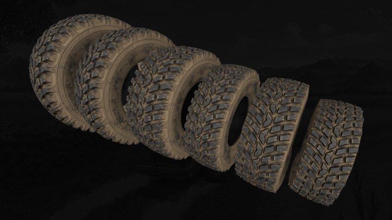 nokian tires pack fs17 farming simulator 17 mod fs. Black Bedroom Furniture Sets. Home Design Ideas