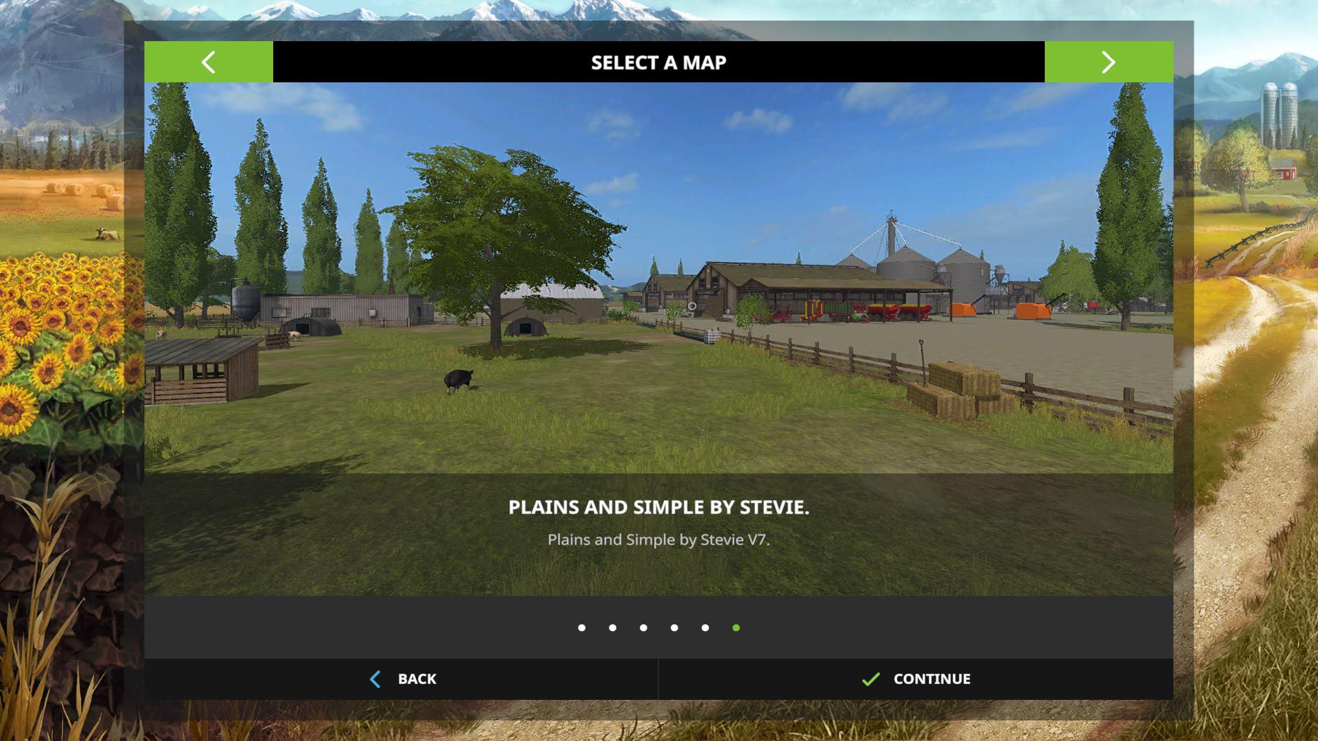 PLAINS AND SIMPLE 2017 MAP FIX FS17