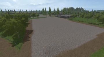 SOSNOVKA FLATTEN MAP V1 0 FS17 - Farming Simulator 17 mod