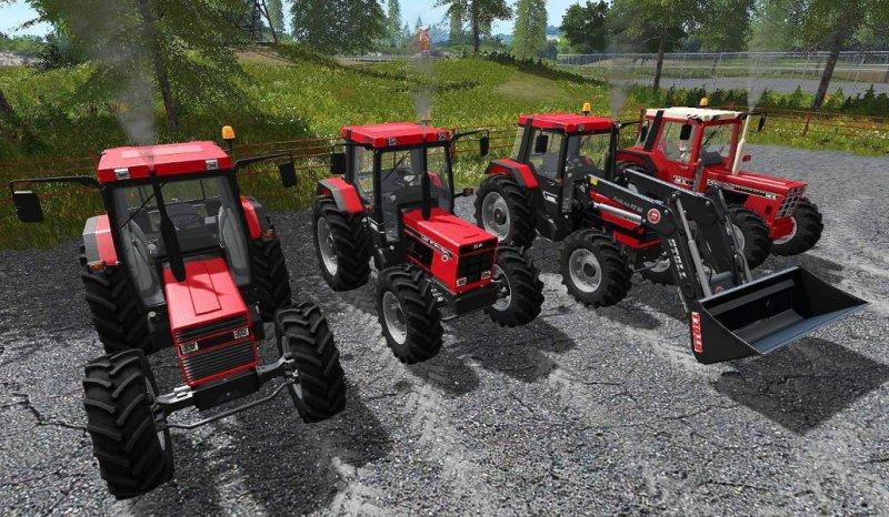 case ih 845 xl pack v1 2 0 fs17   farming simulator 17 mod