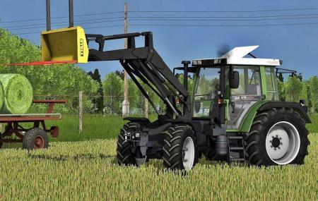 FENDT GTA 380 TURBO FL V2 0 FS17 - Farming Simulator 17 mod / FS