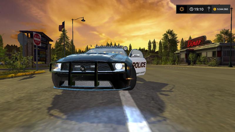 Seacrest County Police V 1.0 FS17 - Farming Simulator 17 ...