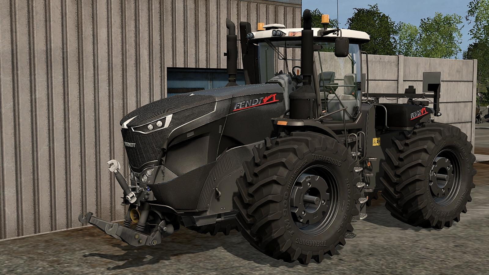 Drive A Tank >> FENDT VARIO T V2.0 FS17 - Farming Simulator 17 mod / FS 2017 mod