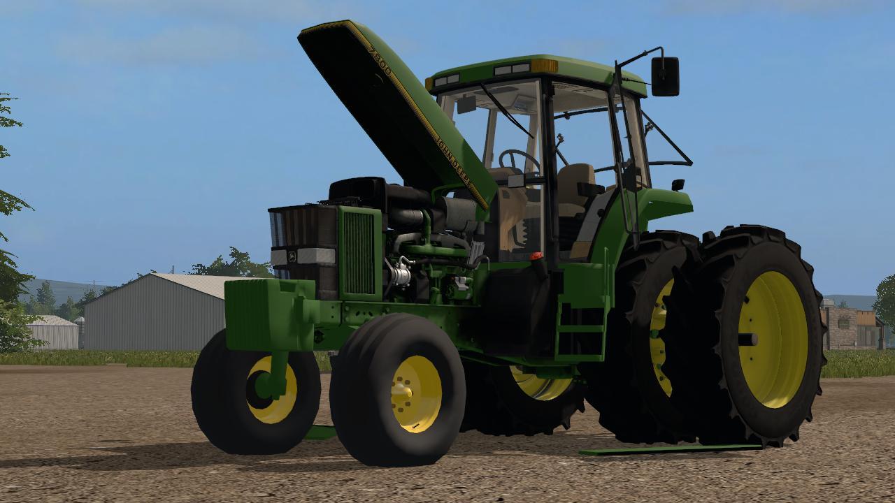 John Deere 7800 American Edit V2 0 Fs17 Farming