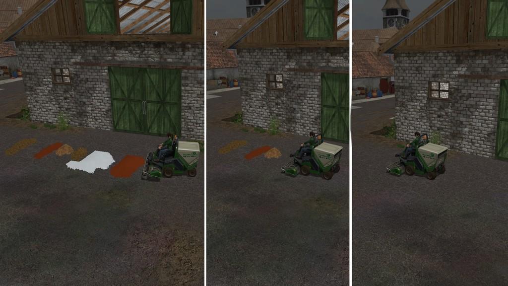 Map-Cleaner Profihopper 2 0 0 0 FS17 - Farming Simulator 17