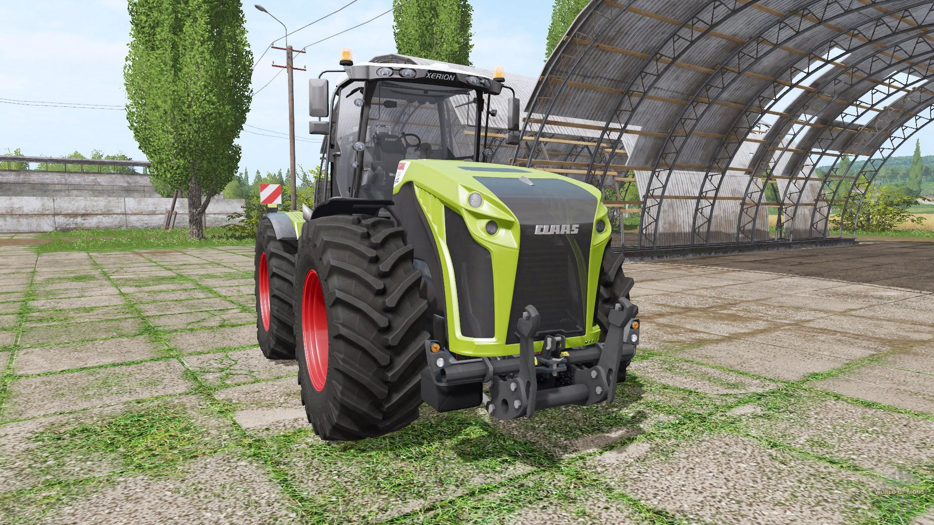 claas xerion 4500 fs17 farming simulator 17 mod fs 2017 mod. Black Bedroom Furniture Sets. Home Design Ideas