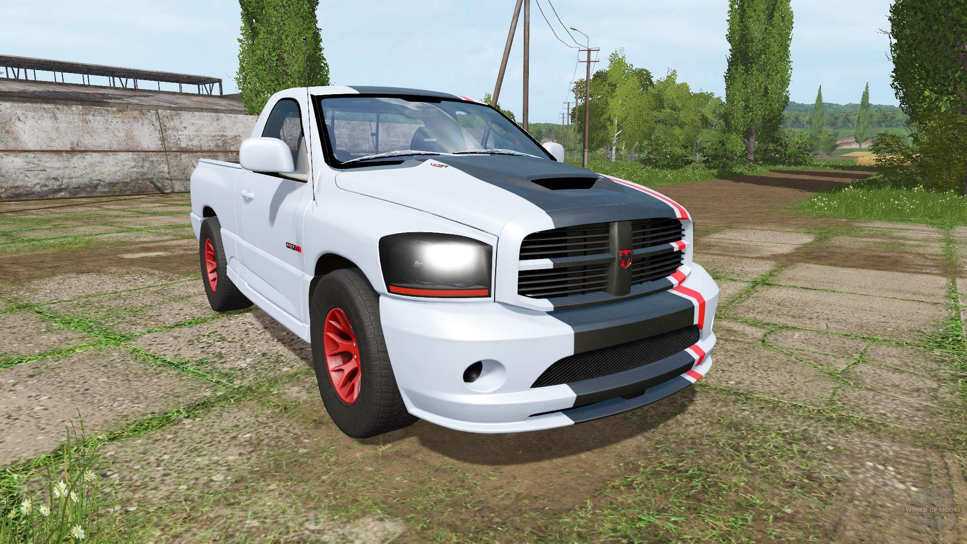 Dodge Ram Viper Srt 10 V1 1 Fs17