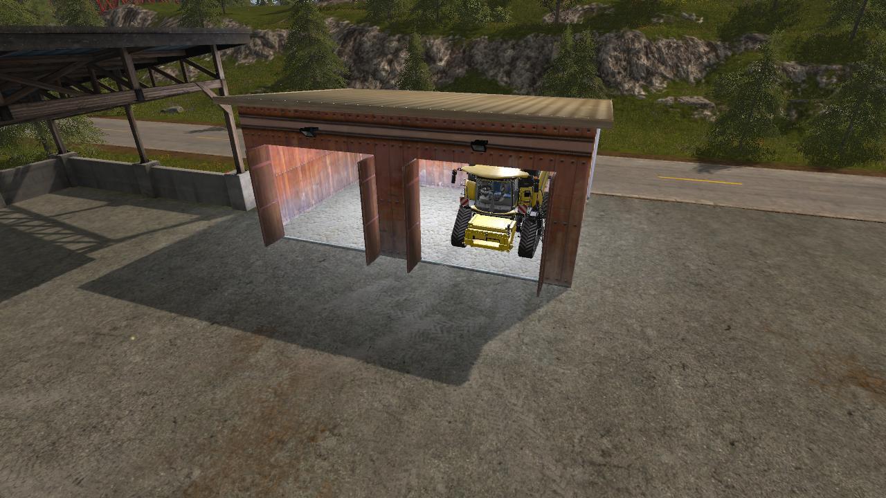 Garage V1130 Fs17 Farming Simulator 17 Mod Fs 2017 Mod