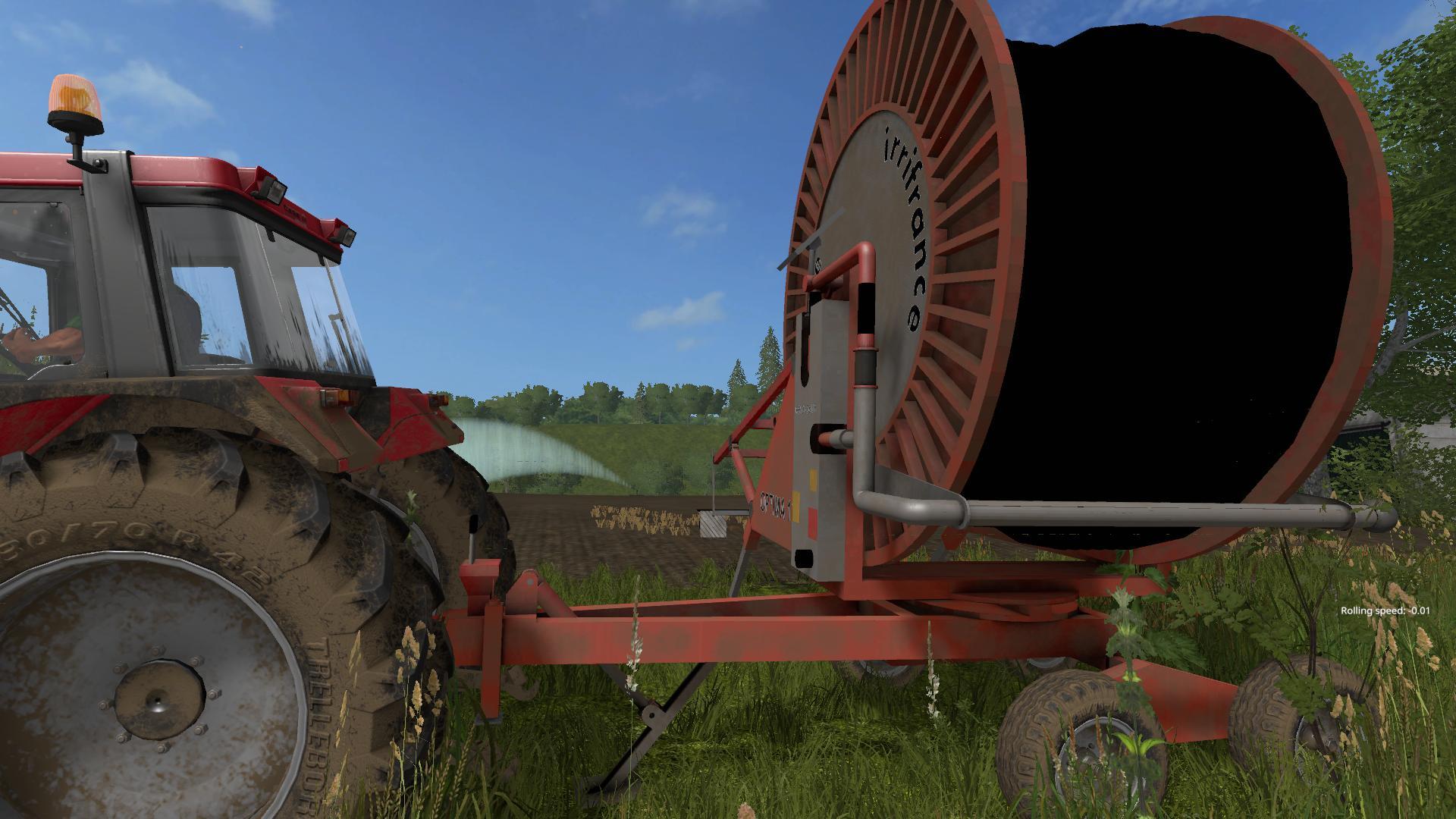 Irrifrance Optima Irrigation Drums Pack V1 0 Fs17