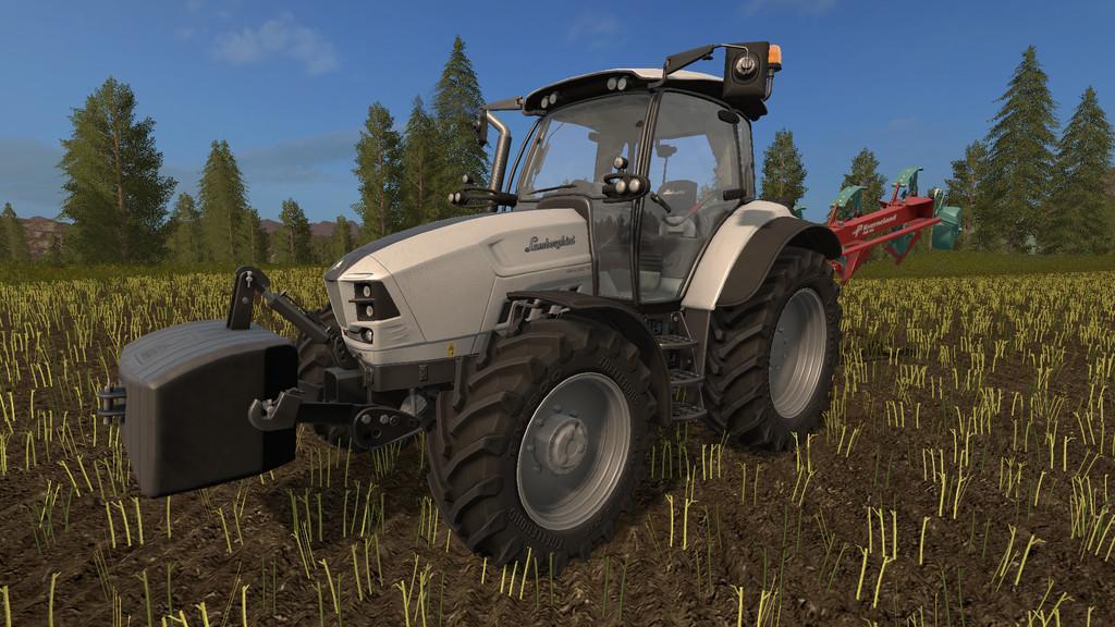 Lamborghini Nitro T4i Vrt V1 0 0 0 Fs17 Farming Simulator 17 Mod