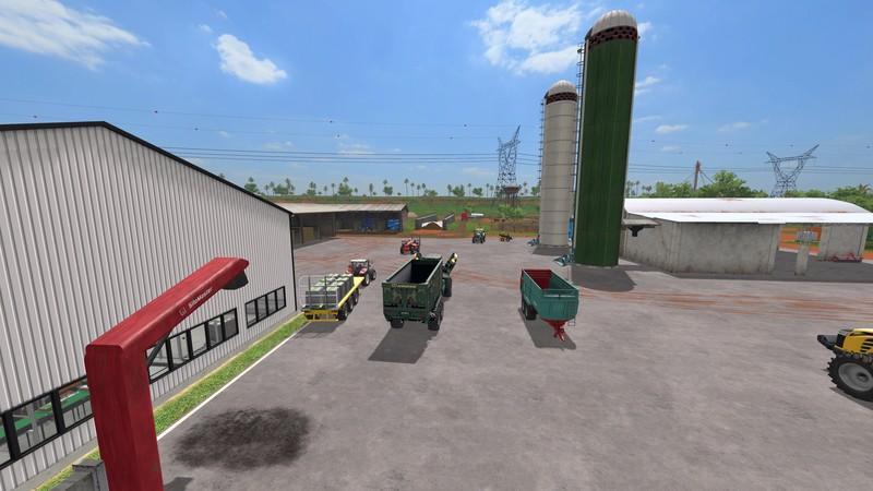PELLET FERMENTING SILOS V2 0 - Farming Simulator 17 mod / FS