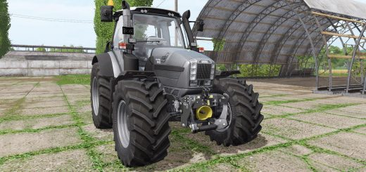 ANTONIO CARRARO TIGRETRAC 3800 HST FS17 - Farming Simulator