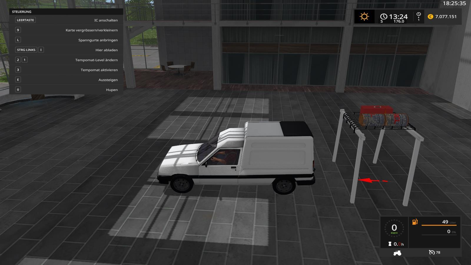 tsl renault express v1 0 fs17 farming simulator 17 mod fs 2017 mod. Black Bedroom Furniture Sets. Home Design Ideas