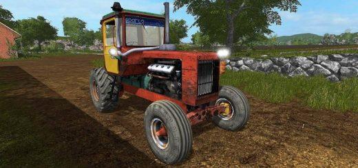 FARMALL 300 V1 0 FS17 - Farming Simulator 17 mod / FS 2017 mod