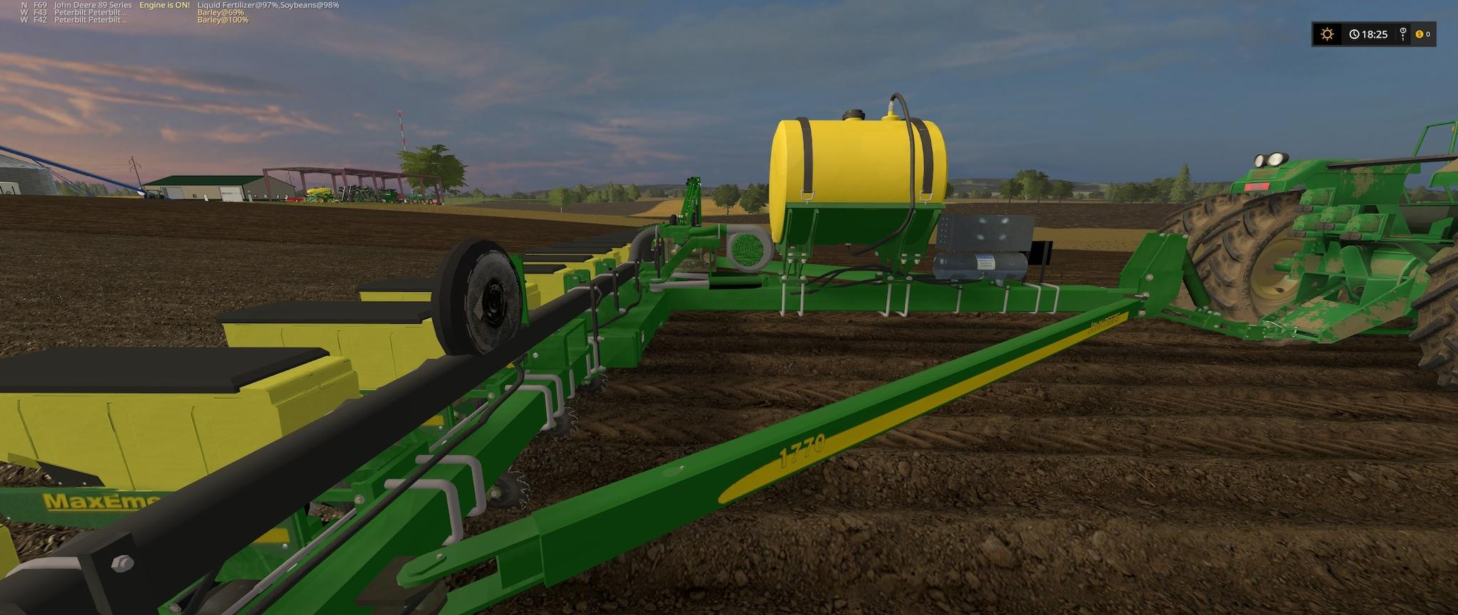 pitstick planters farms deere youtube planter on john watch