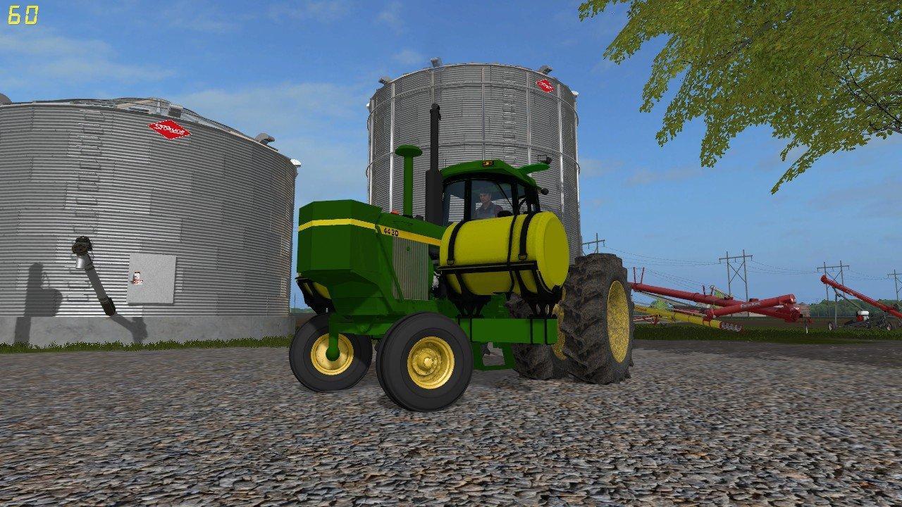 John Deere 4430 V1 0 0 Fs17 Farming Simulator 17 Mod Fs 2017 Mod