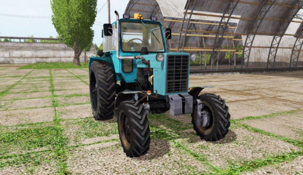 Скачать мтз для фермер симулятор 2018