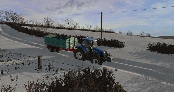 мод сезоны для farming simulator 2017