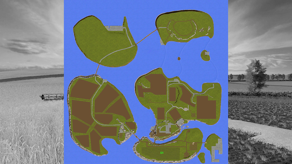 Canadian Map Fs17%0A Spectacle Island         FS