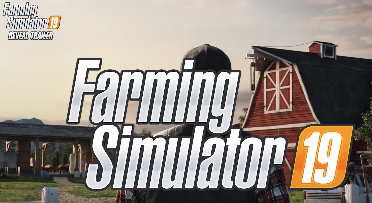 Farming Simulator 2019 Horses, New Game Engine and 2 New