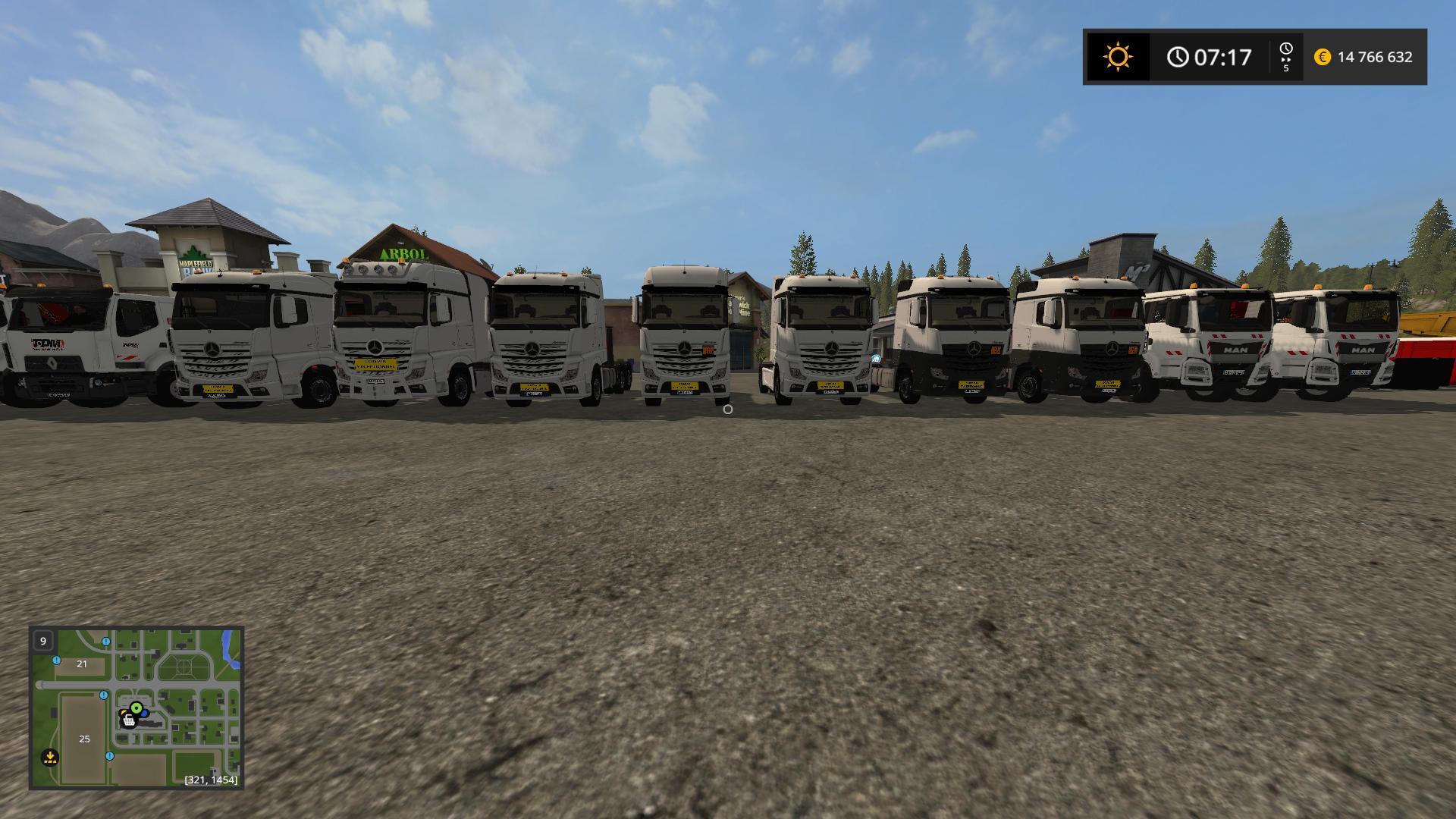 Pack tp complet v2 0 fs17 farming simulator 17 mod fs for Pack travaux