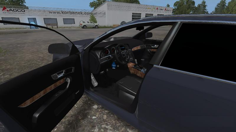 Audi A6 C6 V1 0 Fs17 Farming Simulator 17 Mod Fs 2017 Mod