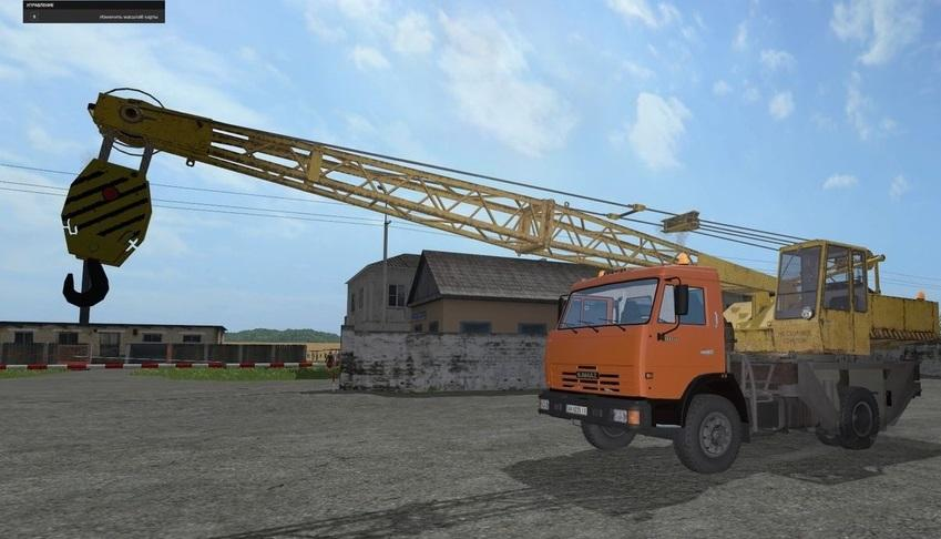 Farming Simulator 17 Crane Controls - The Best Crane Of 2018