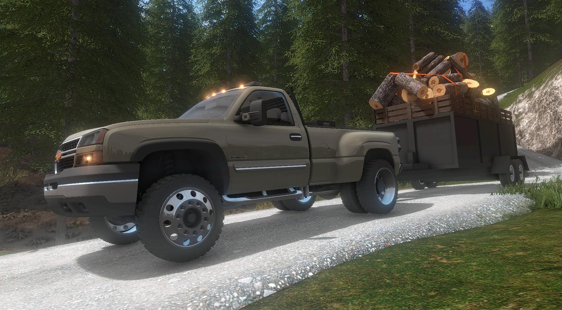2004 chevy duramax lb7 v1 1 fs17 farming simulator 17 mod fs 2017 mod. Black Bedroom Furniture Sets. Home Design Ideas