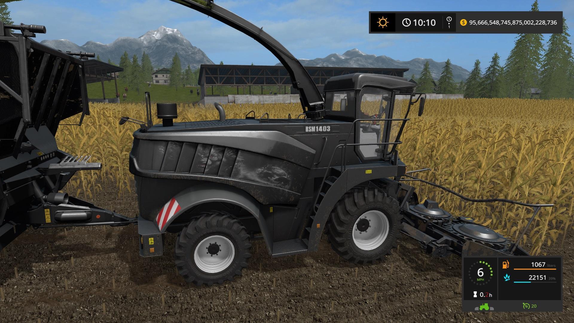 RSM & KRONE TRAILER PACK E V1 0 FS17 - Farming Simulator 17 mod / FS