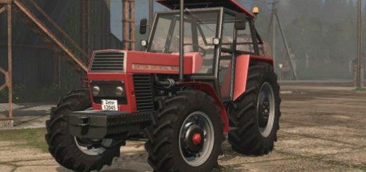 MERCEDES-BENZ TRAC 900 TURBO V2 0 FS17 - Farming Simulator