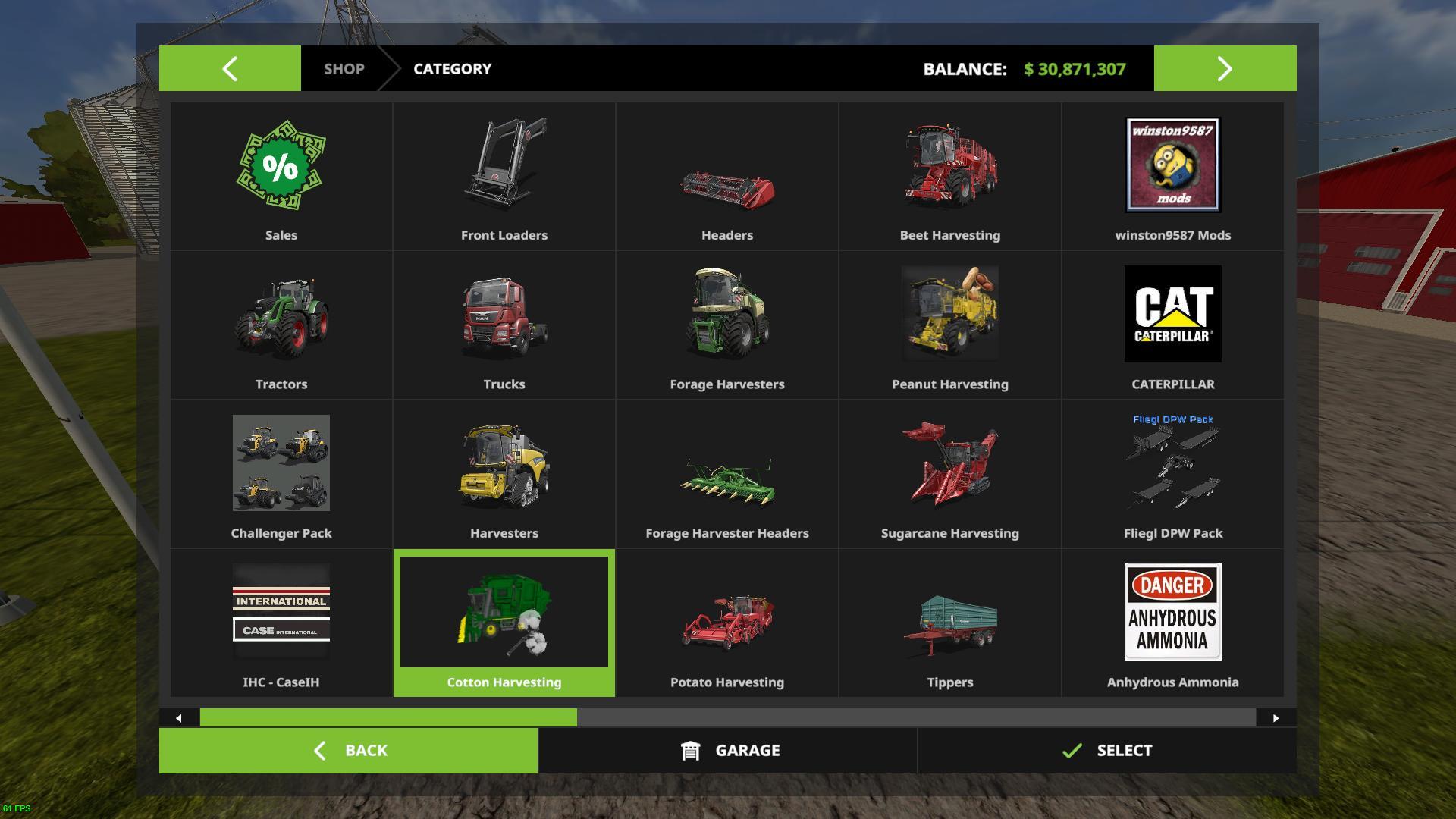 Cotton Harvesting v1 0 FS17 - Farming Simulator 17 mod / FS