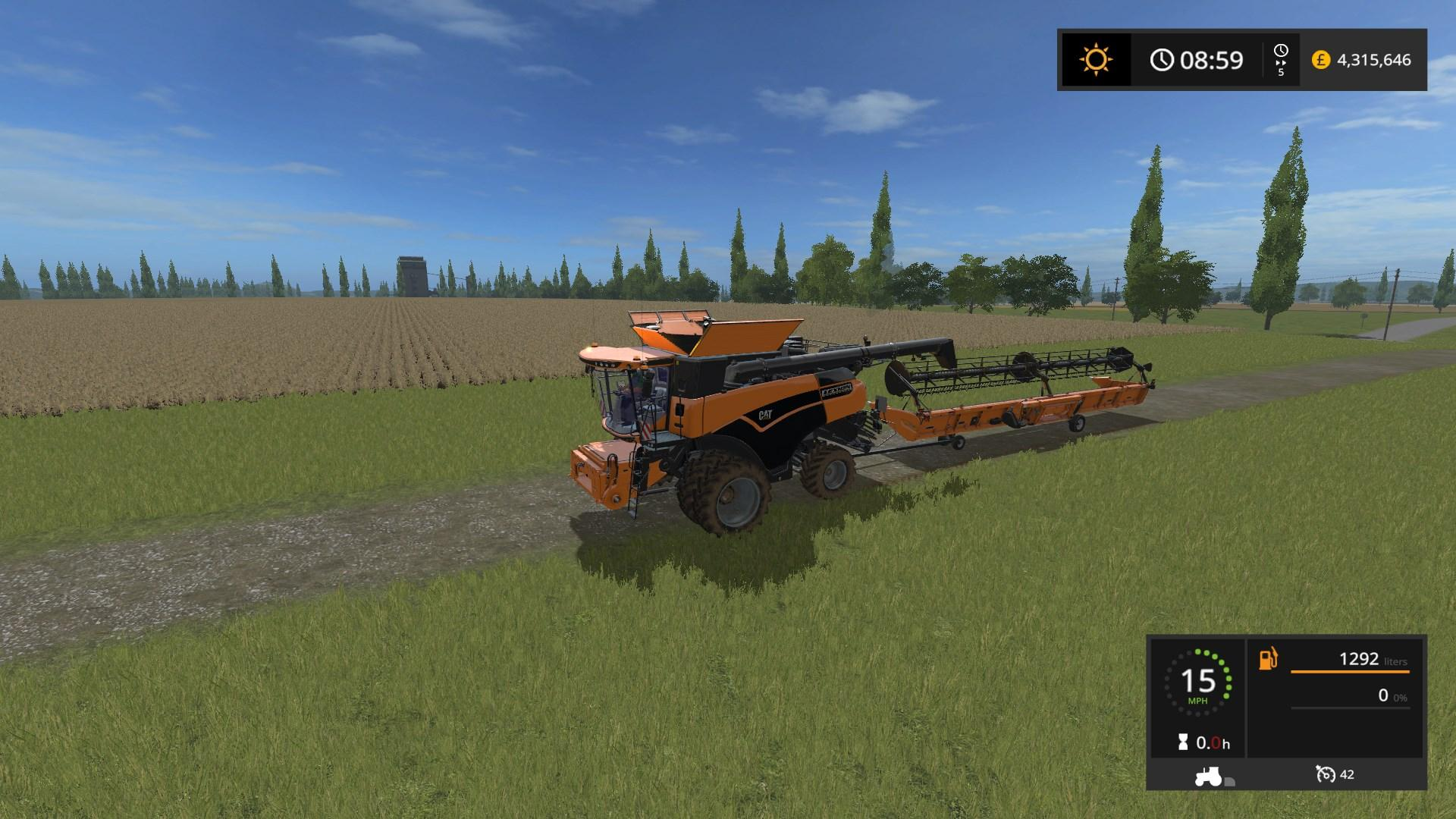 empty map for fs 17