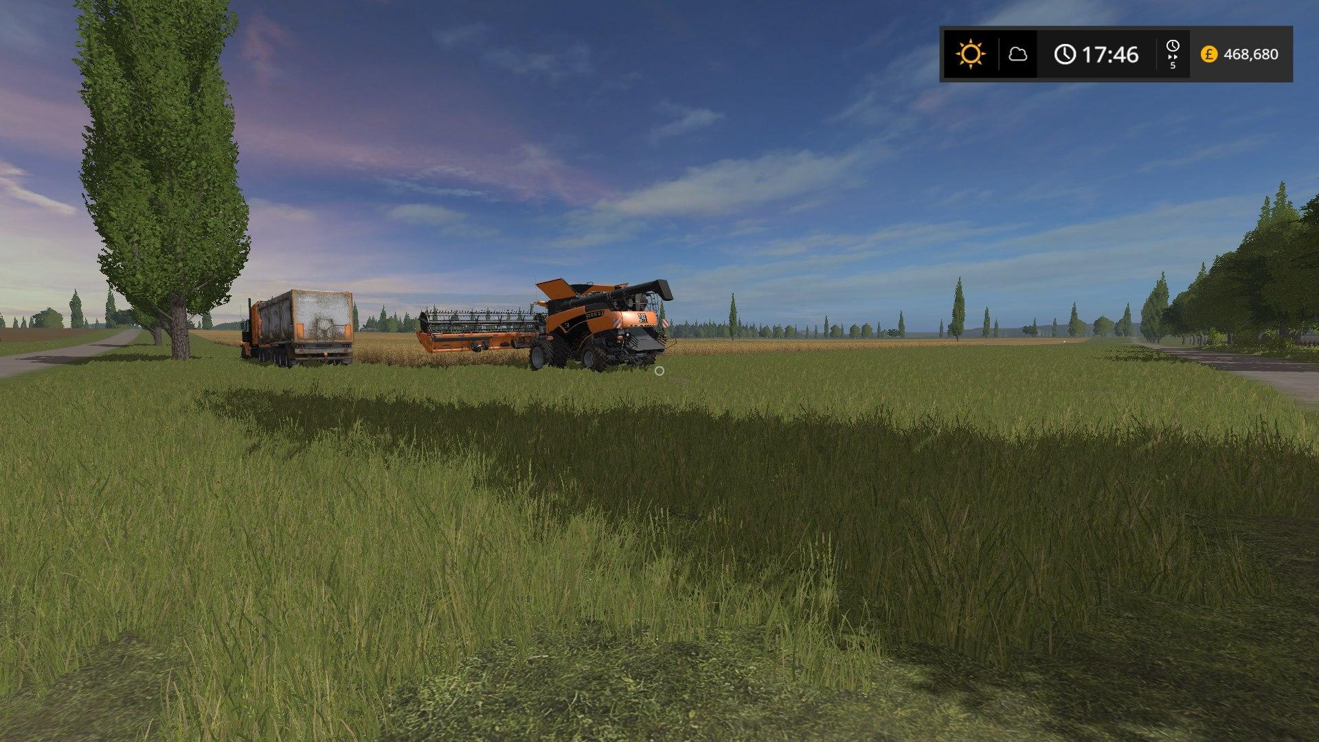 Plains and Simple Seasons 4x map update 5 by Stevie FS17 - Farming
