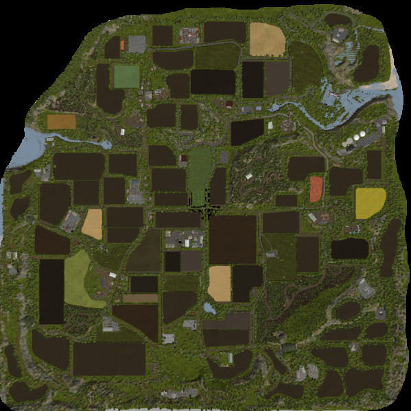 The Old Farm Countryside Final V 1.3.1.0 Final FS17