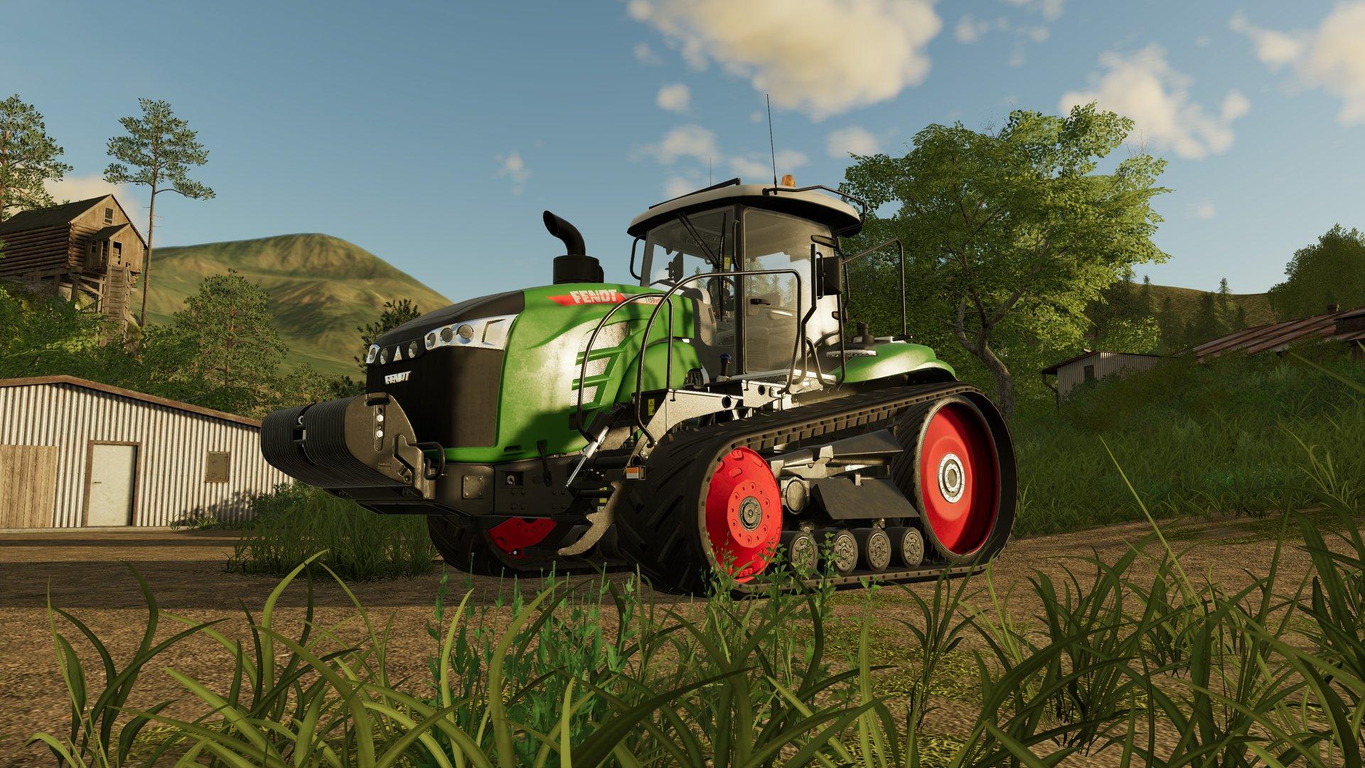 Farming Simulator 19 will have Fendt 1100 MT - Farming ...