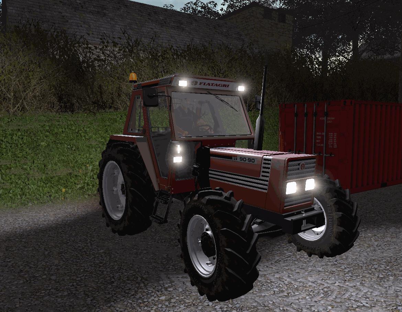 Fiatagri 90-90, 100-90, 110-90 v1.2.2.1 FS17