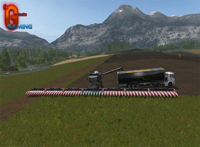 XXL Cutters, Sunflower And Corn Harvesting v1 0 FS17