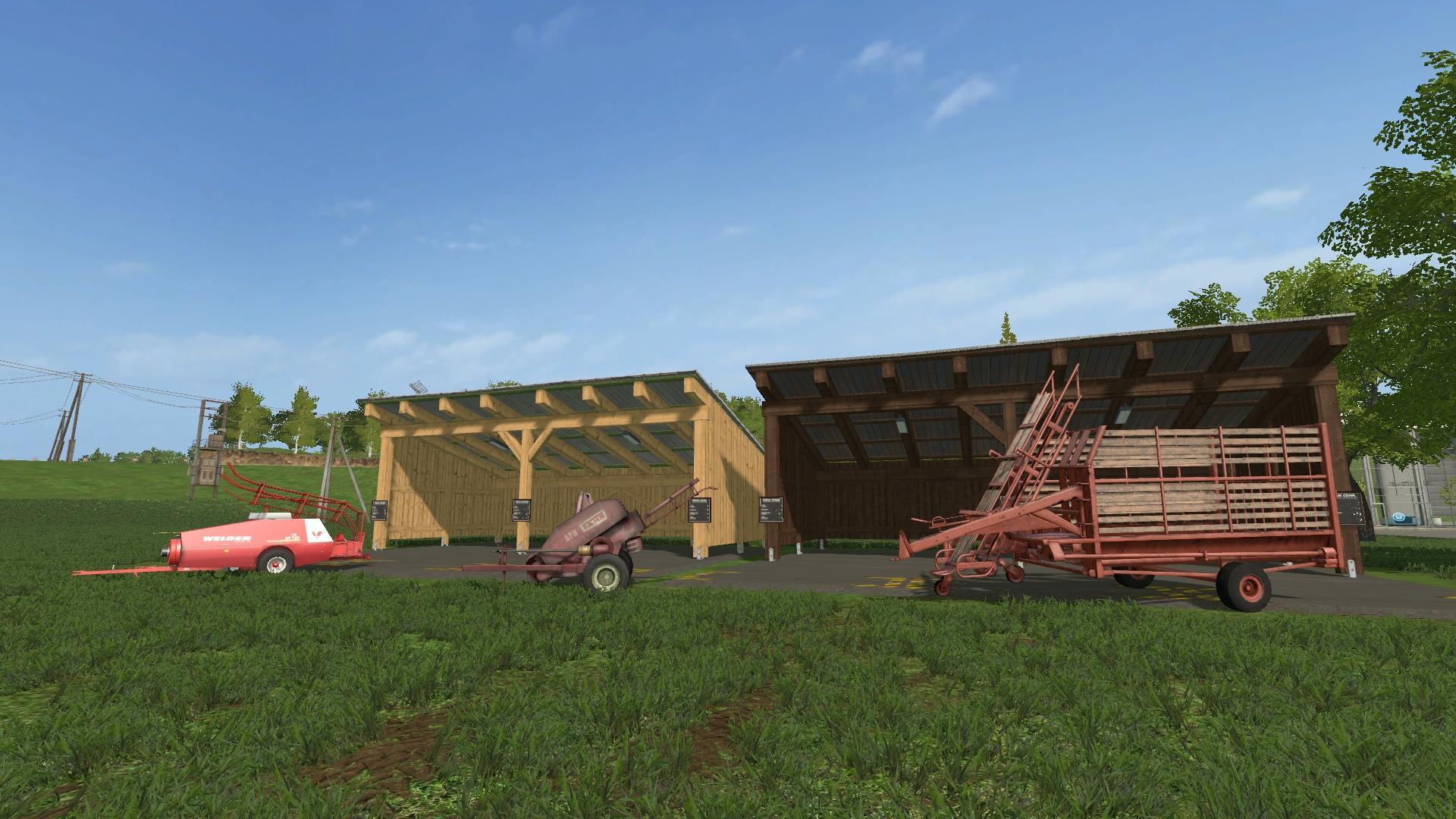 Small Bale Equipment v1 3 0 6 FS17 - Farming Simulator 17