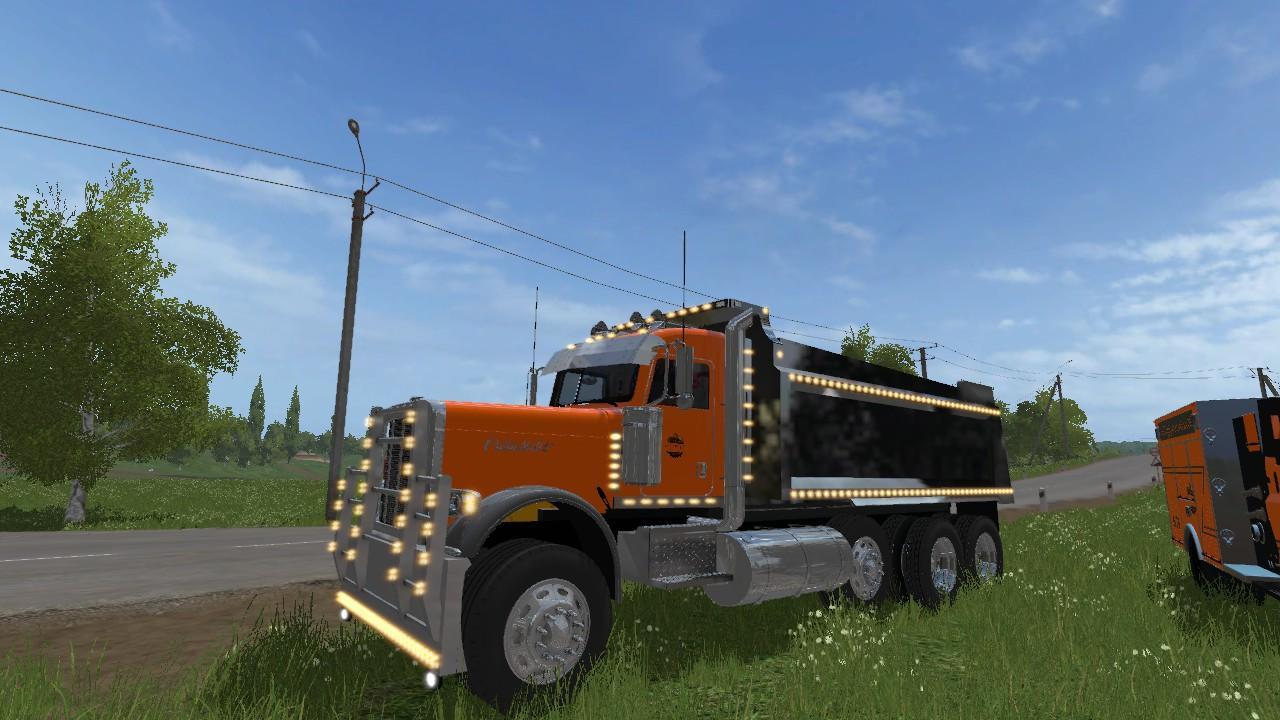 Cc Peoples Dump v2.0 FS17 - Farming Simulator 17 mod / FS ...Kenworth Dump Trucks Fs19