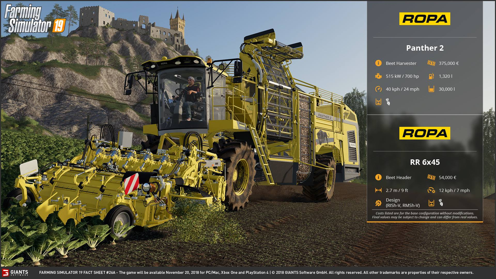 John Deere Combines And More Vehicles In Farming Simulator