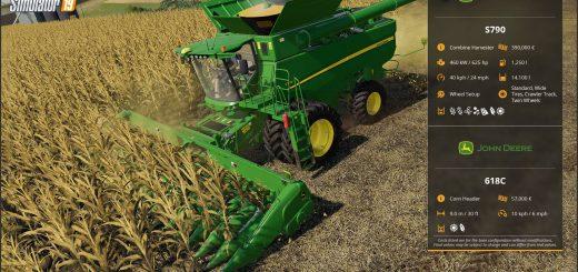 FS19 John Deere Mods Farming Simulator 2017 mods, LS 2017 mods, FS