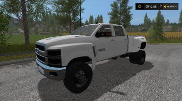 Chevy 4500 Pickup Truck v1.0 FS17 - Farming Simulator 17 ...