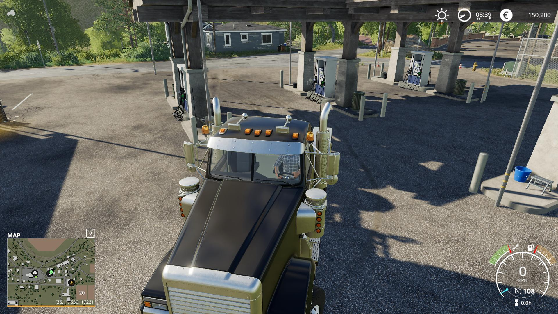 FS19 Hulk Semi Fixed by Stevie - Farming Simulator 17 mod